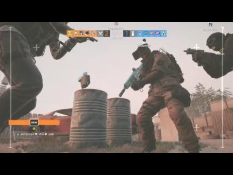 *PATCHED* How To Do The Invisible Glitch! ( Rainbow Six Siege )