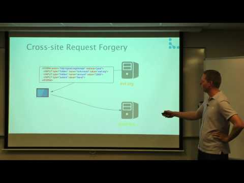 "Provo Linux User Group - 11/18/2014 - Derrick Isaacson - ""Cargo Cult Security"""