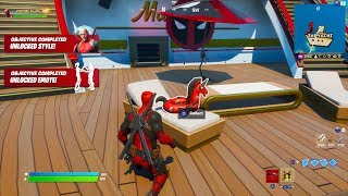 *NEW* DEADPOOL REWARDS IN FORTNITE!