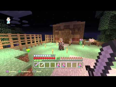 Minecraft: PlayStation®4 Overkill Trophy Easy