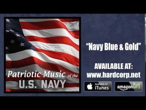 Navy Blue & Gold (Instrumental)