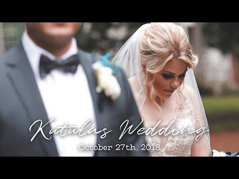 Demetria + Jon // A Fall Wedding In Nashville, Tennessee