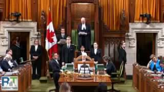 Khalifa of Islam Ahmadiyya honored in Canadian Parliament YouTube