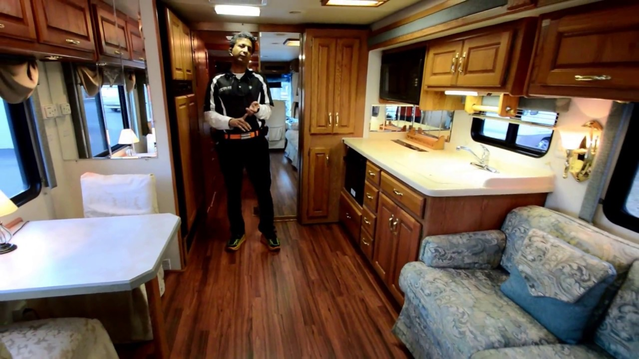 Rv Furniture Used Reasons To Remodel A Used Rv Rather