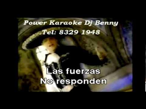 DESPACITO - Pedro Fernandez Voz Power Karaoke
