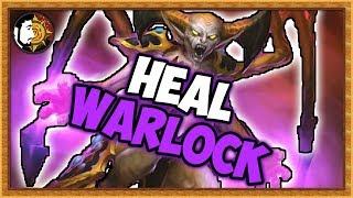 Hearthstone: 100% Winrate Vs Rogue - Heal Warlock
