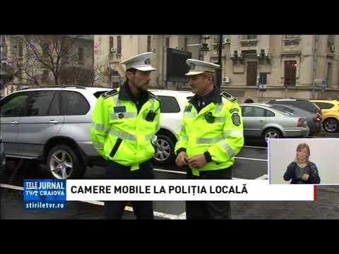 CAMERE MOBILE LA POLIŢIA LOCALĂ