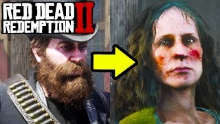 ARTHUR MORGAN FALLS IN LOVE in Red Dead Redemption 2! Secret Girlfriend of Arthur Morgan RDR2!