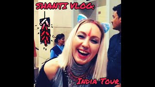 SHANTI VLOG: Sunburn Festival, Psyderabad and a Happy New Year!