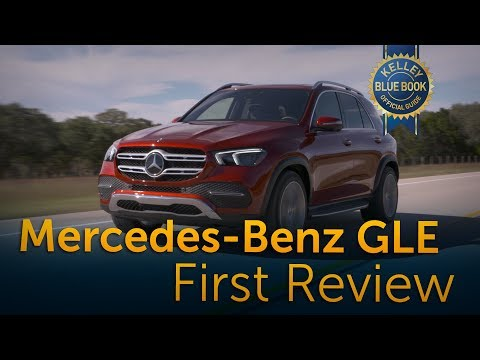 2020 Mercedes Benz GLE - First Review