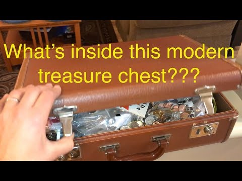 $300 Garage Sale Treasure Chest! Amazing find! See description below!