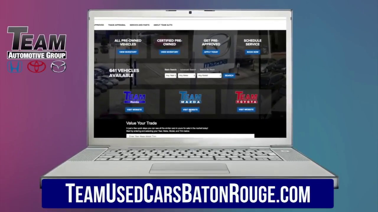 Team Auto Group >> Team Auto Used Cars Used Car Truck Suv Dealer In Baton