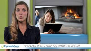 Fireplace tips to keep you warm this winter