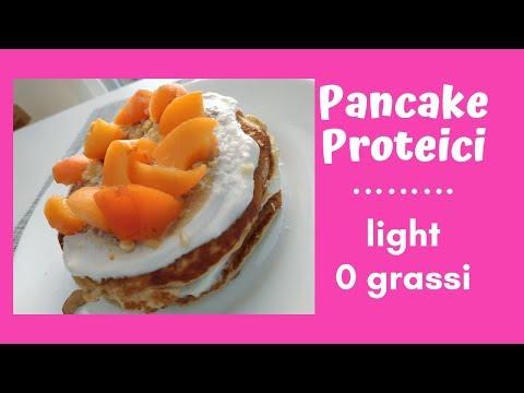 pancake-proteici-light-senza-grassi-per-colazione-e-merenda- -barbara-easy-life