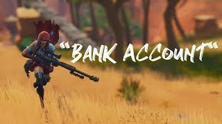 """Fortnite Montage """"Bank account"""" #ParallelRC #PS6RC #DareFRC (Joyner Lucas)"""