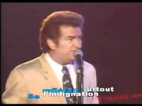 Eddy Mitchell karaoké pas de boogie woogie