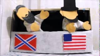Fantoches - Guerra da Secessão e seus motivos.