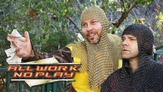 All Work No Play: Sword Fighting