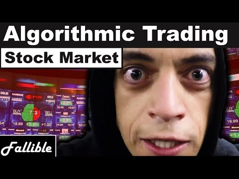 The Dangers Of Algorithmic Trading In The Stock Market | New