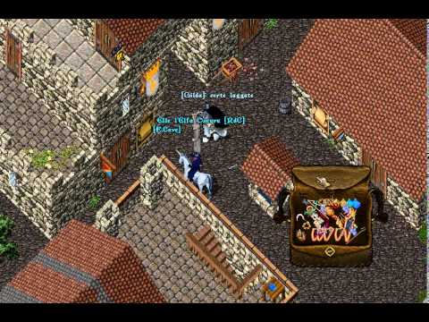 Ultima Online Italia Reborn Gameplay 13/09/2015