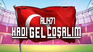 ALI471 - Hadi Gel Coşalım [official Lyric Video]