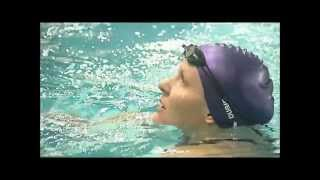 Arena Carbon Pro test session with Kirsty Coventry