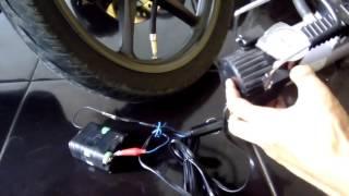 12v mini air compressor review
