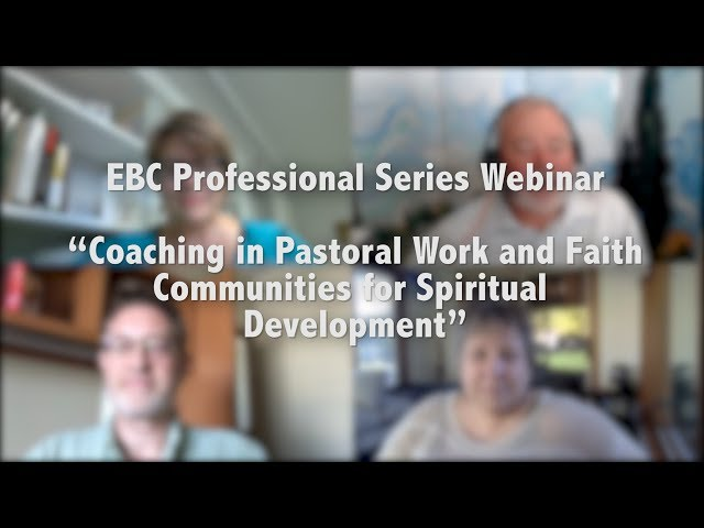 Coaching in Pastoral Work and Faith Communities for Spiritual Development