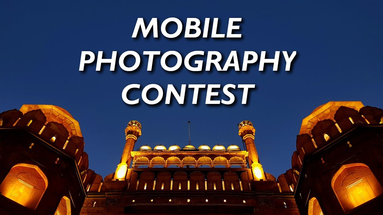 MOBILE PHOTOGRAPHY CONTEST 2019: Win A Smartphone