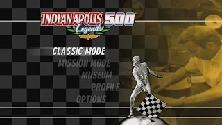 Indianapolis 500 Legends Wii Gameplay