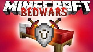 БОЙ ЗА КРОВАТЬ! [Minecraft BedWars Mini-Game]