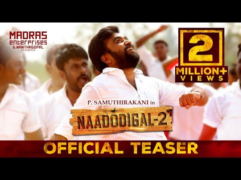 Naadodigal 2 | Official Teaser (Tamil) | Sasikumar and Anjali