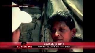 Los Barracones en pie de lucha: los más bravos del Callao alzan su voz