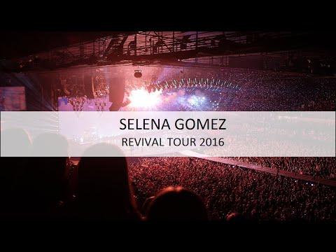 Intro Playlist   Selena Gomez   Revival Tour 2016. http://bit.ly/2BuUAGT