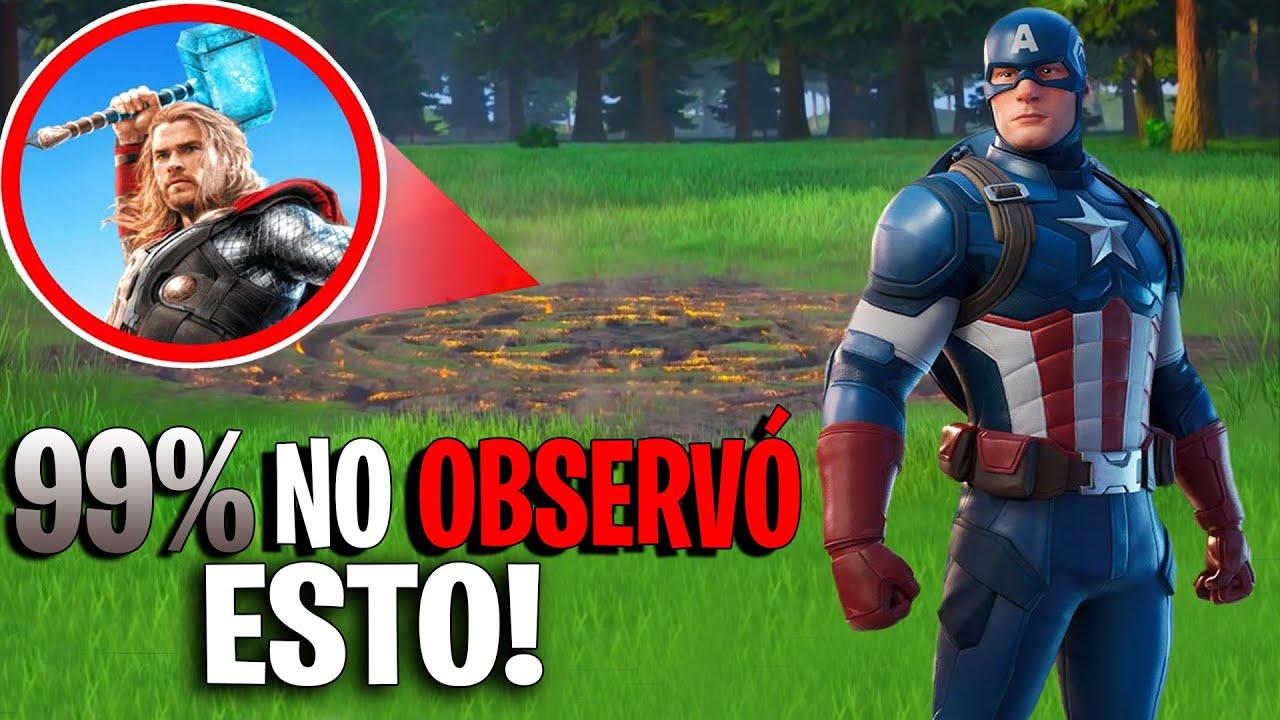10 SECRETOS Que NADIE COMENTÓ De Fortnite! (Secretos desapercibidos)