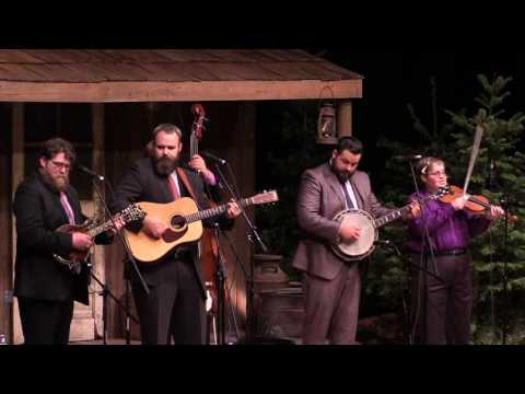 Leavin' Town - Michael Cleveland and Flamekeeper at Bluegrass From the Forest 2016