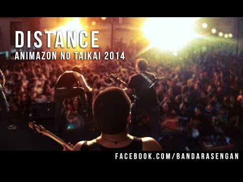 Banda Rasengan  Distance  in Animazon 2014
