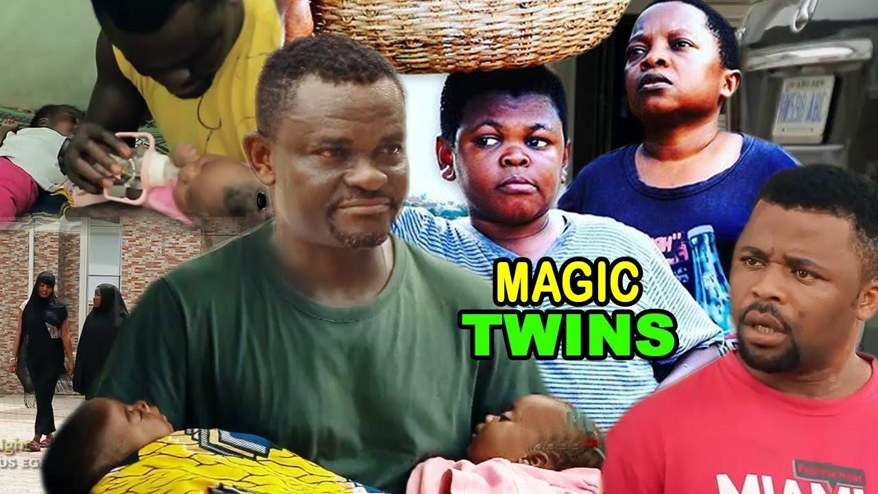 Download MAGIC TWINS 1 - 2018 New/Latest Nigerian Movie Full HD