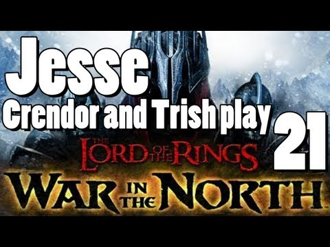 LOTR: War in the North [Part 21] - Kiss from a rose