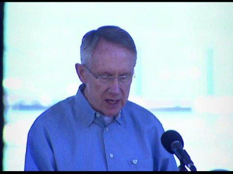 Reid Attends 11th Annual Lake Tahoe Summit