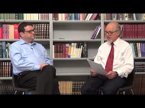 Conversation with Rabbi Shai Held - Profiles of Faith