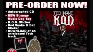 Tech N9ne F.U.N PLUS DOWNLOAD