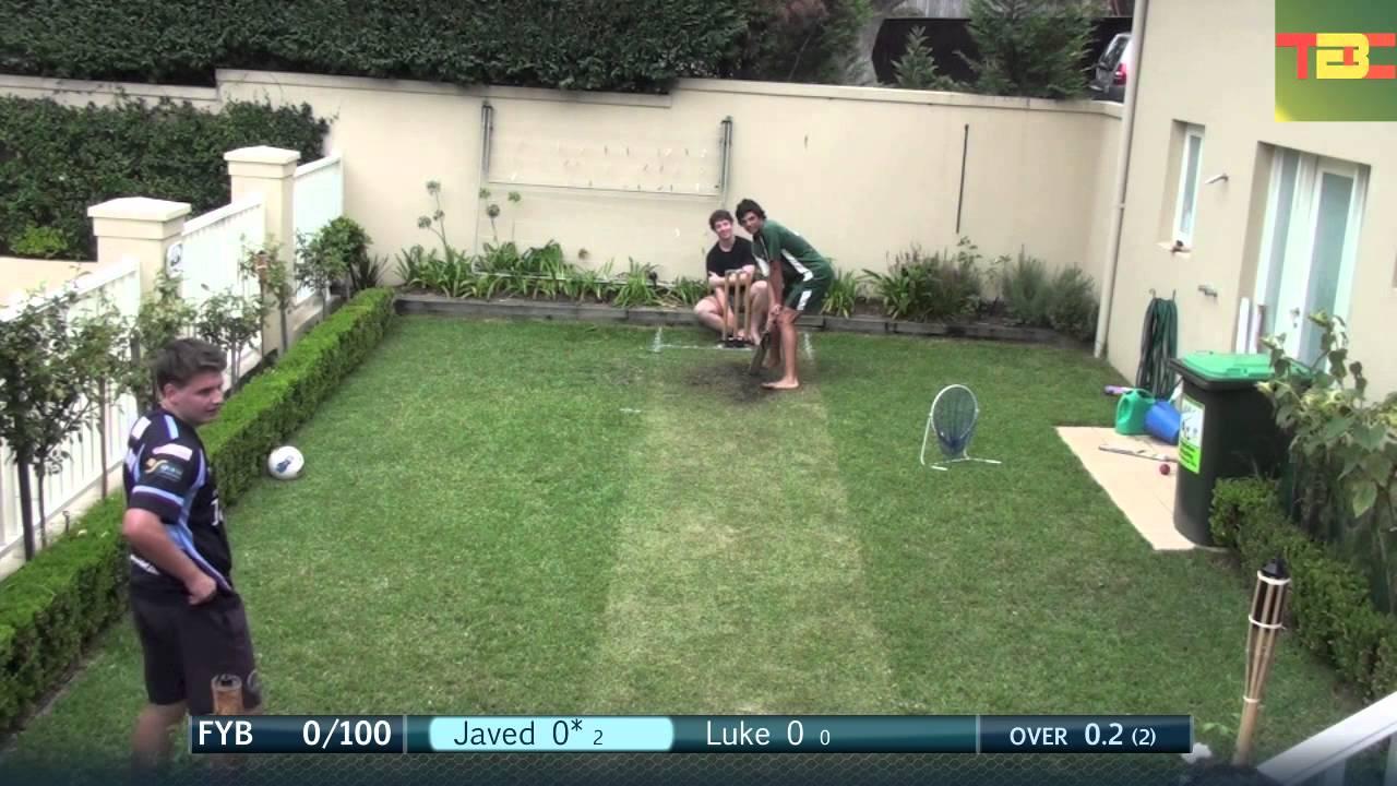 Backyard Bash League Final Youtube