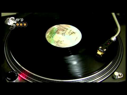 The Gap Band -  Burn Rubber On Me (Why You Wanna Hurt Me) (Slayd5000)