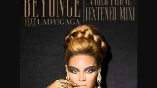 beyonce video phone extended remix ft lady gaga