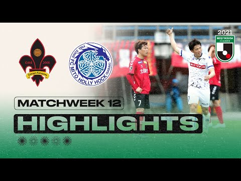 Kanazawa Mito Goals And Highlights