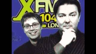 "Ricky Gervais XFM Compilation - ""Karl"