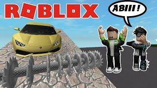 ARABA MEZARLIĞI / Roblox Car Crushers / Roblox Türkçe / Oyun Safı