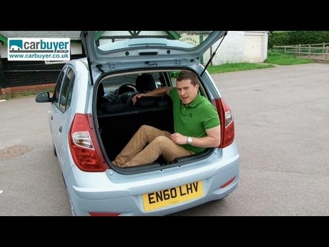 Hyundai i10 review - CarBuyer