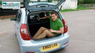 Hyundai i10 hatchback (2008-2013) review - CarBuyer